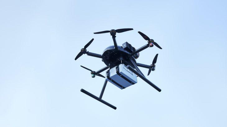 自律制御システム研究所、ドローン物流実現へ風に強い機体開発を加速