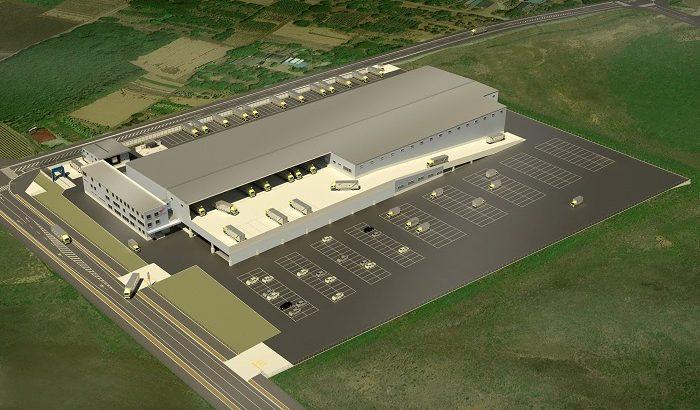 西濃運輸、茨城・阿見町でトラックターミナル備えた新支店が22年1月竣工