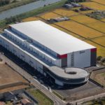 ESR、愛知・愛西市で6・3万平方メートルのマルチテナント型物流施設が完成