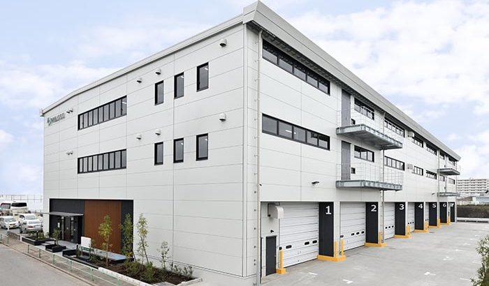 プロロジス、東京・足立で都市型物流施設第2弾が完成