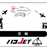 JALとルーフィ、空陸一貫の新配送サービス開始