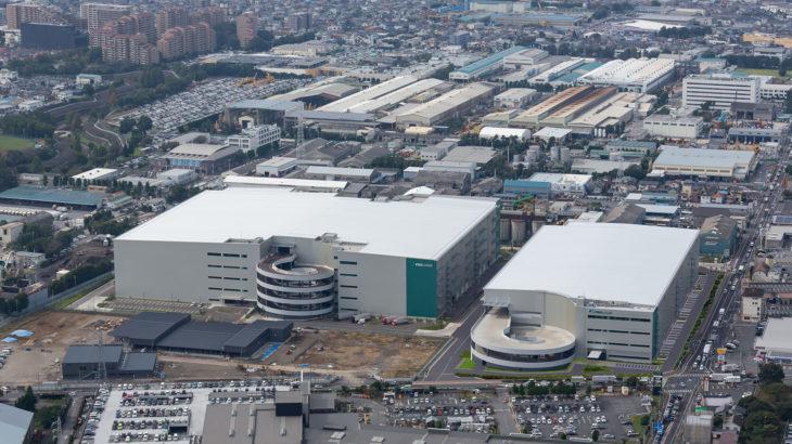 プロロジスが千葉市で6・8万平方メートルのマルチ型物流施設完成、アサヒロジなど3社入居で100%稼働