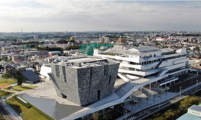 佐川急便、KADOKAWAが埼玉・所沢に開設の文化複合施設「ところざわサクラタウン」の館内物流管理受託