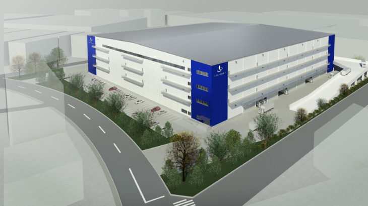 ラサールとNIPPOが千葉・松戸で7・1万平方メートルの物流施設を共同開発、大手EC企業専用に