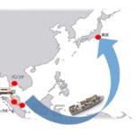 日本通運、タイ発日本向けBCP対応用の陸海連携輸送サービスを開始