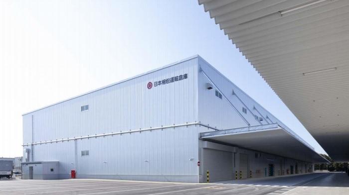 日本梱包運輸倉庫、滋賀・長浜で1・5万平方メートルの新倉庫完成