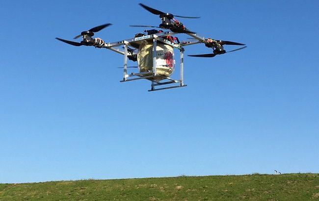 【動画】群馬の小野塚精機、大型輸送ドローン用高効率モーターを開発