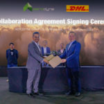 DHLエクスプレスとマレーシアのエアロダイン、ドローン物流サービスで業務提携