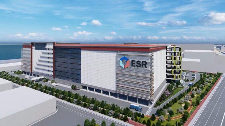 【動画】ESR、川崎・東扇島で36・5万平方メートルの超大型物流施設開発に着手