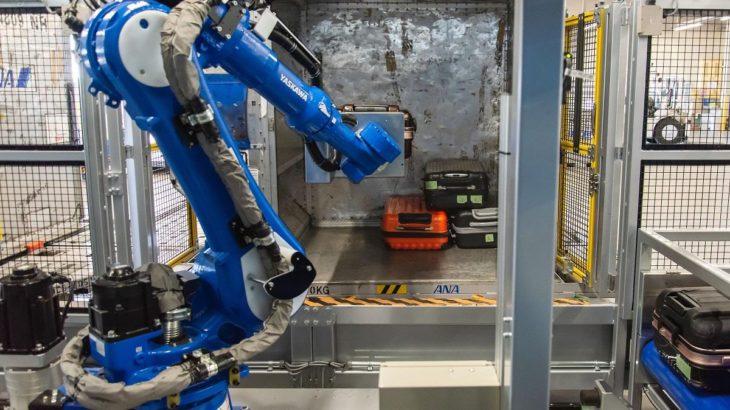 ANAと豊田自動織機、航空機向け荷物積み付け工程自動化の実証実験