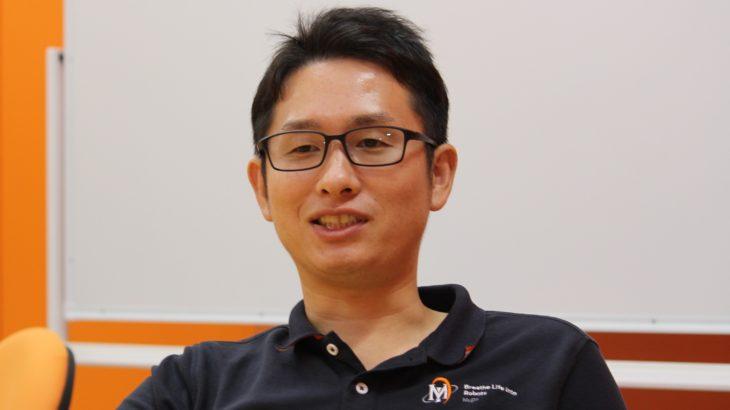 【独自取材】MUJIN・滝野CEO、ロボット化で物流業界の変革支援に意欲