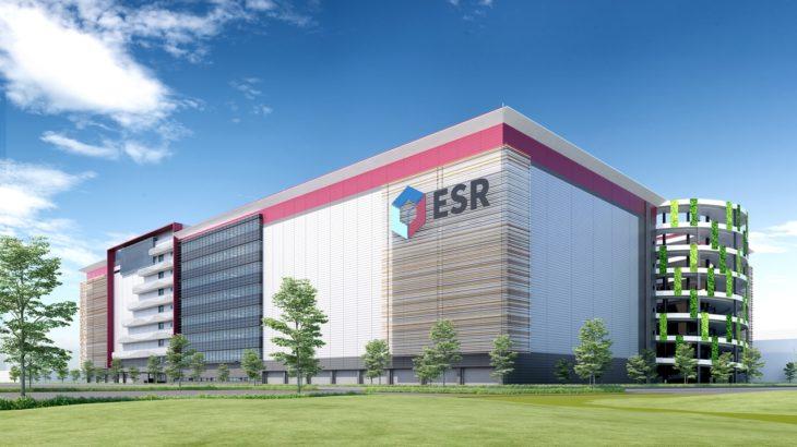ESRが川崎・東扇島の大規模物流施設開発第1期の詳細を正式発表、ボウリングレーンなど整備