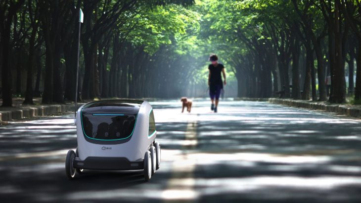 ヤマトとグローバル・ブレインが設立のCVC、中国の自動配送ロボット開発企業に出資決定