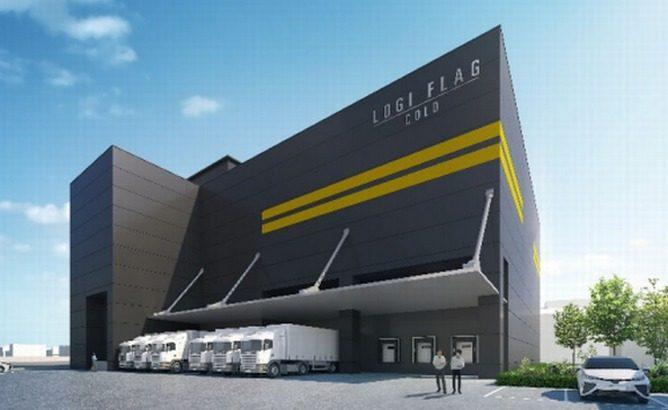 霞ヶ関キャピタル、物流施設開発の第1弾は千葉・船橋で2100坪の冷凍・冷蔵倉庫