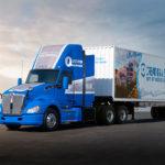 トヨタ、北米で燃料電池大型トラックの新型プロトタイプを公開