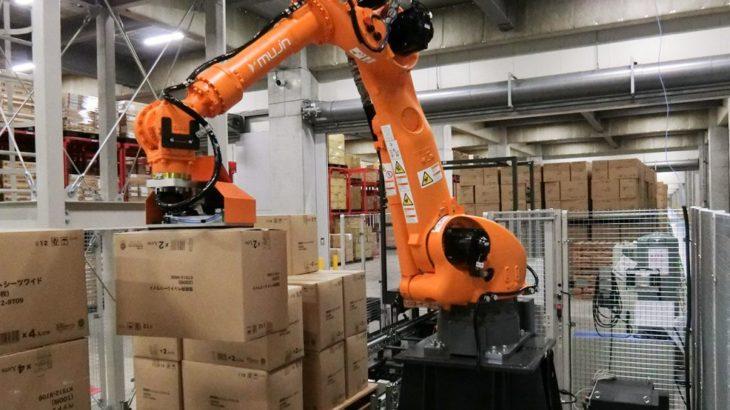 MUJINがコーナン商事の川崎拠点で「混載デパレ」ロボット稼働開始