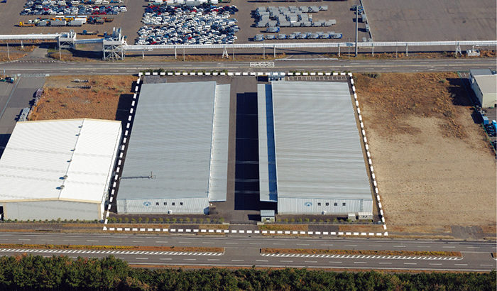 Jリートの産業ファンド、茨城・東海村の物流施設底地を12・3億円で売却