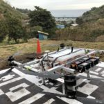 ブルーイノベーション、神奈川・小田原でみかんのドローン自動運搬実験
