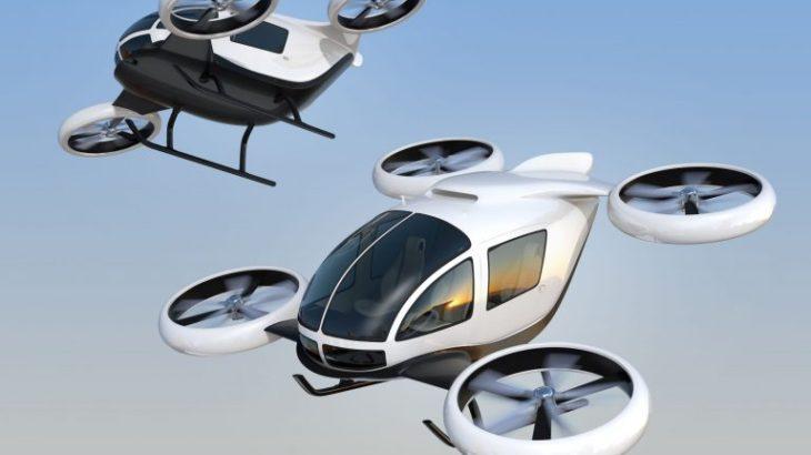 テラドローン、「空飛ぶクルマ」早期の社会実装実現へエアモビリティと業務提携