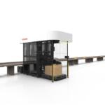 センコー、東芝インフラシステムズの直交型荷降ろしロボットを採用