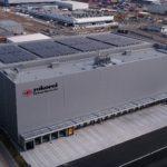ヨコレイ、福岡市のアイランドシティで収容能力3・2万トンの冷蔵倉庫完成