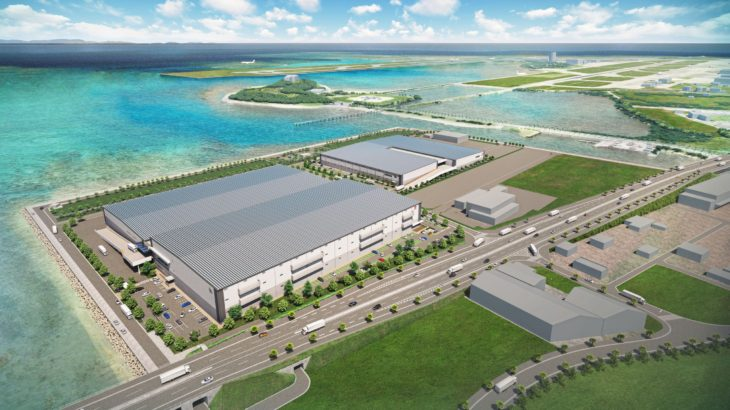 大和ハウス工業、沖縄・豊見城で県内最大のマルチテナント型物流施設2棟開発へ★差し替え