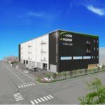 東京建物が横浜で着工の物流施設、大手物流企業の1棟借り確定