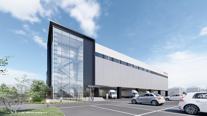 フランスベッド、東京・小平に配送機能など備えた新事業拠点を開設