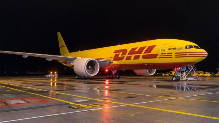 DHLエクスプレス、大型貨物機ボーイング777Fを8機追加購入