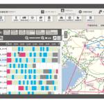 ライナロジクス、AI自動配車システムのUIデザインを大幅刷新
