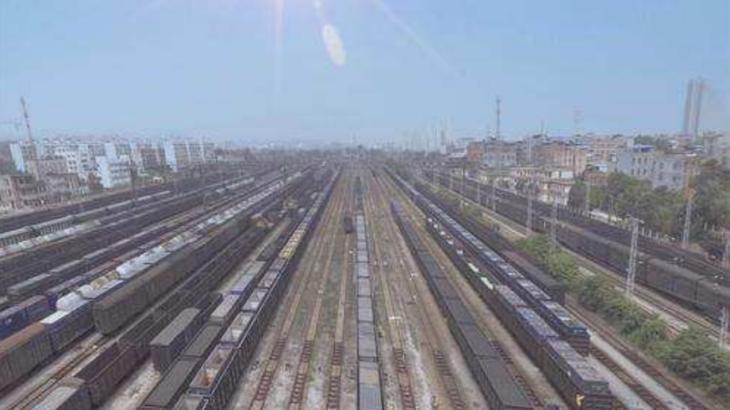 日本通運、国際鉄道活用した中越越境輸送サービスを開始