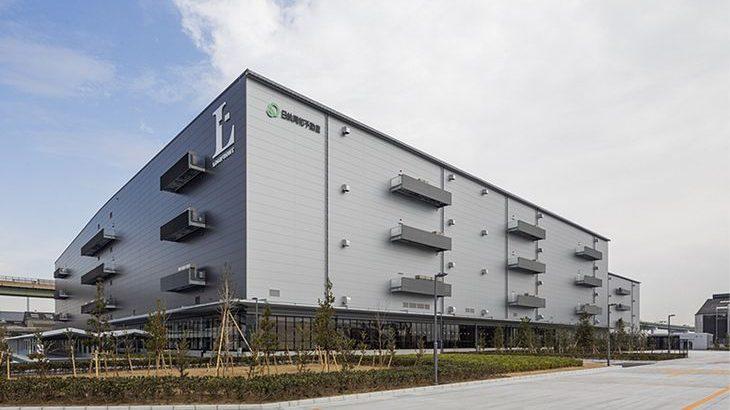 日鉄興和不動産が兵庫・尼崎で2棟目の物流施設完成、10・1万平方メートル