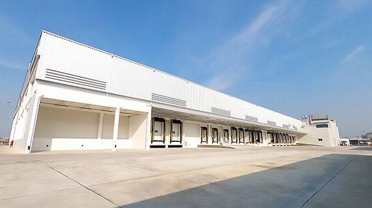 ニチレイロジ、タイで物流センター二期棟を増設