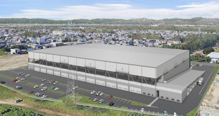 CBREグローバルインベスターズジャパン、岐阜・各務原のマルチテナント型物流施設が7月竣工へ