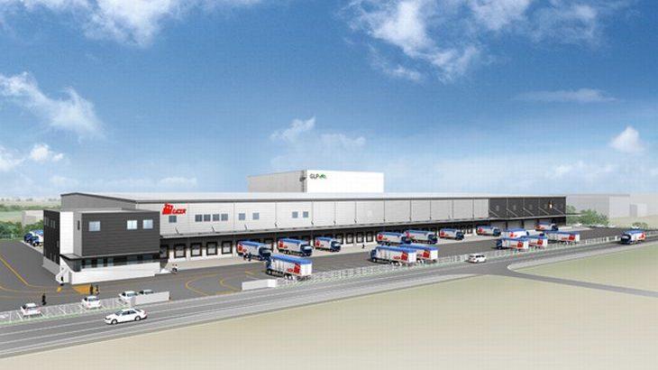 日本GLPが茨城・常総で冷凍冷蔵対応の物流施設着工、ムロオが1棟借りへ