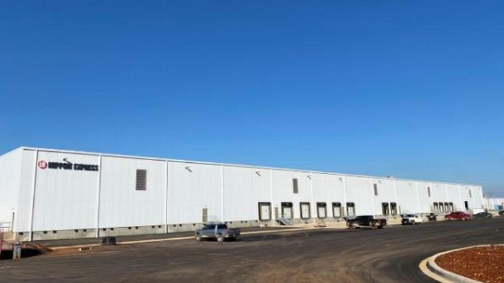 日本通運現法が米アラバマ州ハンツビルで新たな物流拠点完成、マツダとトヨタの合弁会社向けに自動車部品取り扱い