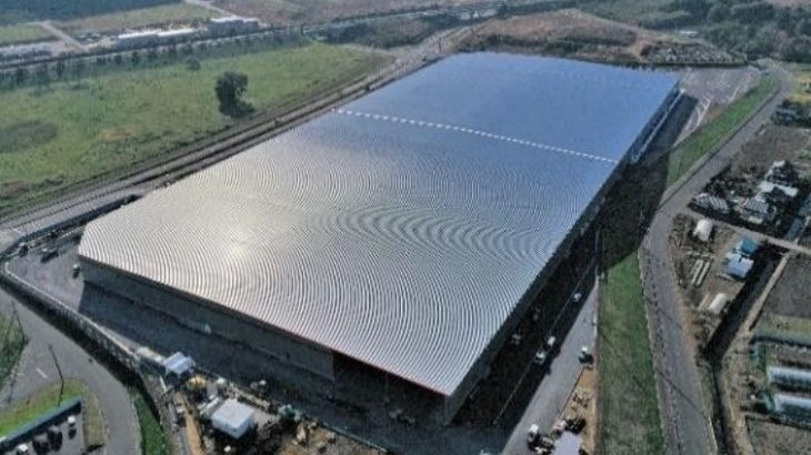 MonotaRO、茨城で4・9万平方メートルの物流センター完成