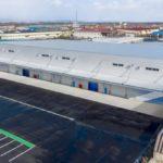 日本梱包運輸倉庫、北海道・江別で9215平方メートルの新たな倉庫完成