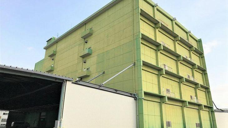 大和物流、岡山市内で1万平方メートルの第二物流センターを開設