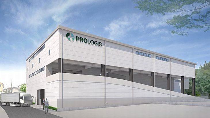プロロジス、東京・足立区入谷で都市型物流施設の第3弾着工