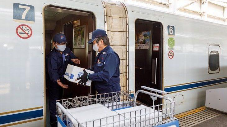 佐川とJR九州、新幹線使った貨客混載を5月18日開始