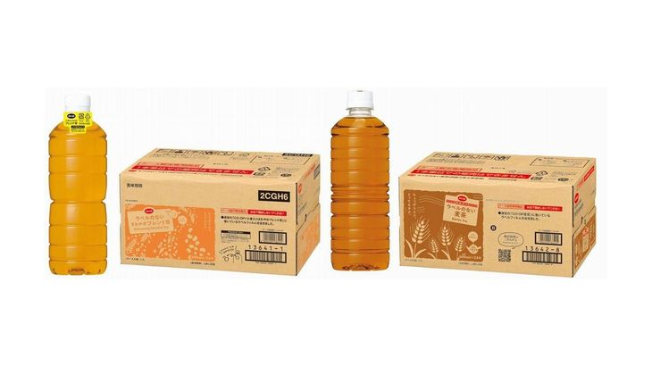 生協連、ラベルなしペットボトル飲料を3月発売