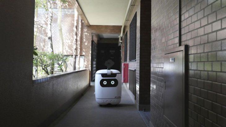 マンション内配送ロボット「今後3年で1つでも多く実装ケース積み重ねたい」