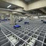 SGHDの大型物流施設「Xフロンティア」が全面稼働開始、EC物流担う自動倉庫「オートストア」運用スタート