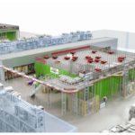 自動倉庫システムのオートストア、冷凍倉庫向けにも22年に提供開始へ