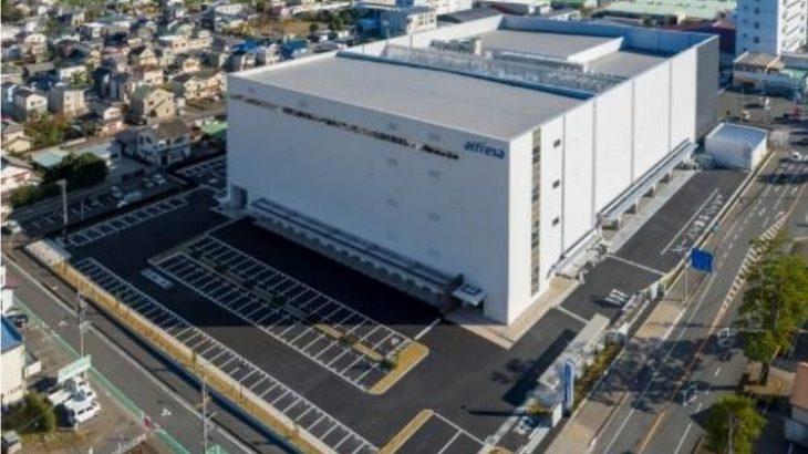 アルフレッサ、静岡・藤枝で2・6万平方メートルの新物流拠点が5月稼働へ