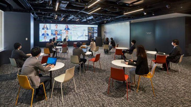 日立、顧客企業のDX支援へ東京駅直結ビル内に交流・情報発信拠点を4月開設