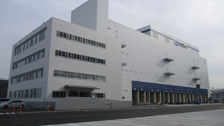 ニチレイロジ傘下のキョクレイ、横浜の本牧ふ頭で3・1万トンの新拠点稼働