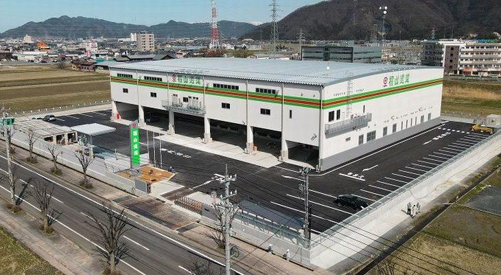 福山通運、福井・越前で倉庫機能備えた営業所を開設