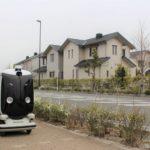 【動画】パナソニックが神奈川・藤沢でロボット宅配実証実験を公開